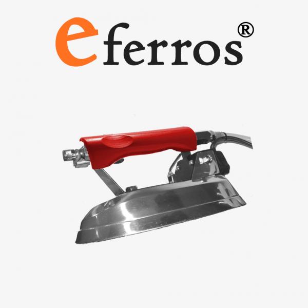 ferro a vapor leve industrial de 2.1kg top 21 eferros