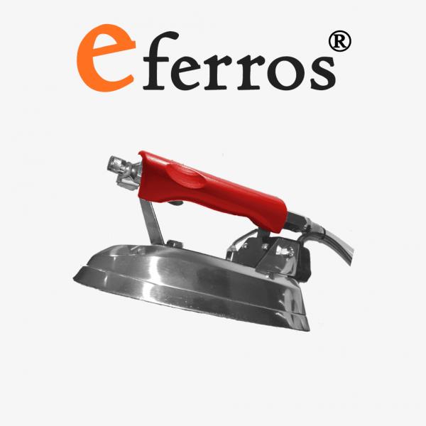 ferro a vapor industrial leve top 21 eferros 2.1kg