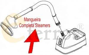 mangueira completa steamer profissional