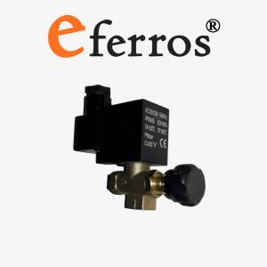 válvula solenoide com regulagem de vapor mine caldeiras e caldeiras